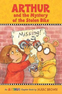 Arthur and the Mystery of the Stolen Bike av Marc Brown (Heftet)