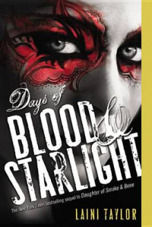 Days of Blood & Starlight av Laini Taylor (Heftet)