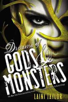 Dreams of Gods & Monsters av Laini Taylor (Heftet)