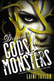 Dreams of Gods & Monsters av Laini Taylor (Innbundet)