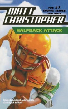 Crackerjack Halfback av Matt Christopher (Heftet)
