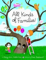 All Kinds of Families! av Mary Ann Hoberman (Innbundet)