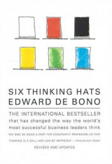 Omslag - Six Thinking Hats