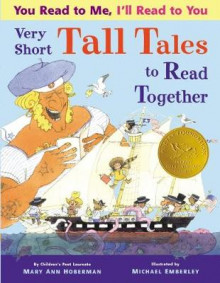 You Read To Me, I'll Read To You: Very Short Tall Tales to Read Together av Mary Ann Hoberman og Michael Emberley (Innbundet)