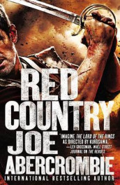 Red Country av Joe Abercrombie (Innbundet)