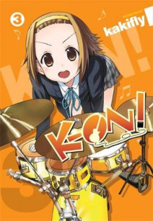K-ON!, Vol. 3 av Kakifly (Heftet)