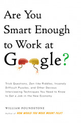 Omslag - Are you smart enough to work at Google?