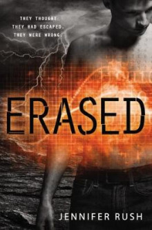 Erased av Jennifer Rush (Heftet)