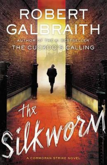The Silkworm av Robert Galbraith (Innbundet)