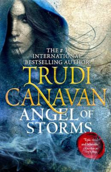 Angel of Storms av Trudi Canavan (Innbundet)