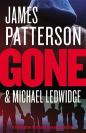Gone av Michael Ledwidge og James Patterson (Innbundet)