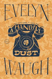 A Handful of Dust av Evelyn Waugh (Heftet)