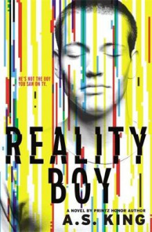 Reality Boy av A. S. King (Heftet)