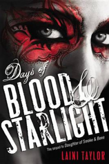 Days of Blood & Starlight av Laini Taylor (Innbundet)