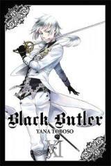 Omslag - Black Butler, Vol. 11