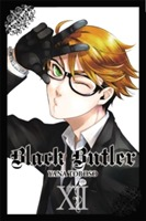 Omslag - Black Butler, Vol. 12
