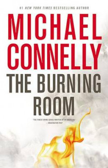 The Burning Room av Michael Connelly (Innbundet)