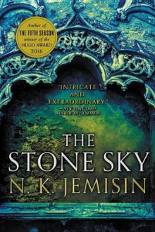 The Stone Sky av N K Jemisin (Heftet)