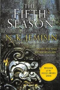 The Fifth Season av N K Jemisin (Heftet)