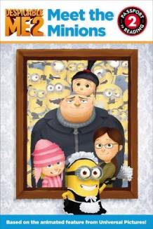 Despicable Me 2: Meet the Minions av Lucy Rosen (Heftet)
