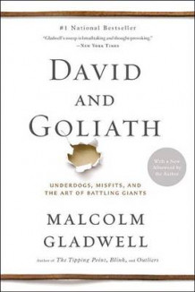 David and Goliath av Malcolm Gladwell (Innbundet)