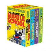 Middle School Boxed Set av Lisa Papademetriou, James Patterson og Chris Tebbetts (Innbundet)