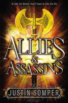 Allies & Assassins av Justin Somper (Heftet)