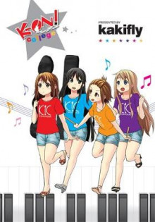 K-On! College av Kakifly (Heftet)