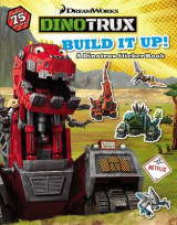 Omslag - Dinotrux: Build It Up