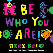 Be Who You Are av Todd Parr (Innbundet)