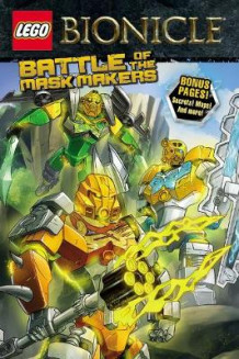 Lego Bionicle: Battle of the Mask Makers (Graphic Novel #2) av Lego (Heftet)