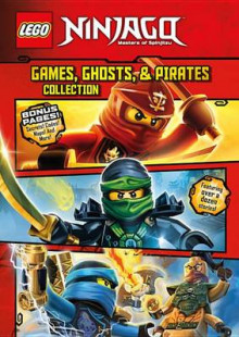 Lego Ninjago: Games, Ghosts and Pirates Collection av Lego Group (Innbundet)