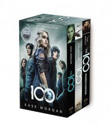 The 100 Boxed Set av Kass Morgan (Heftet)