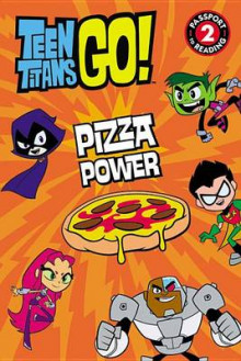 Teen Titans Go!: Pizza Power av Jennifer Fox (Heftet)