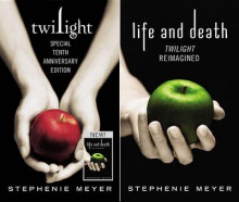Twilight Tenth Anniversary/Life and Death Dual Edition av Stephenie Meyer (Innbundet)