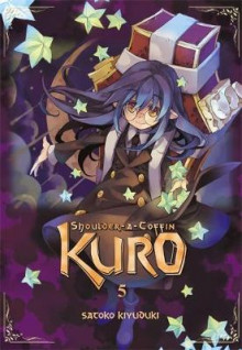 Shoulder-a-Coffin Kuro: Vol. 5 av Satoko Kiyuduki (Heftet)