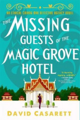 Omslag - The Missing Guests of the Magic Grove Hotel