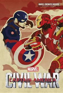 Phase Three: Marvel's Captain America: Civil War av Alex Irvine (Innbundet)