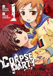 Corpse Party: Blood Covered: Vol. 1 av Makoto Kedouin (Heftet)