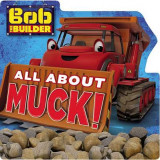 Omslag - Bob the Builder: All about Muck!