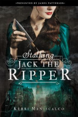 Omslag - Stalking Jack the Ripper