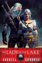 The Lady of the Lake av Andrzej Sapkowski (Heftet)