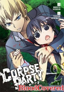 Corpse Party: Blood Covered: Vol. 2 av Makoto Kedouin (Heftet)