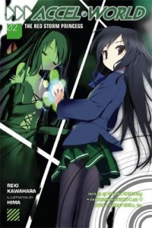 Accel World: (Novel) The Red Storm Princess Vol. 2 av Reki Kawahara (Heftet)
