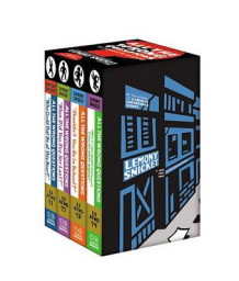 All the Wrong Questions: A Complete Mystery Gift Set av Lemony Snicket (Innbundet)