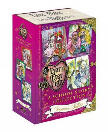 Ever After High: A School Story Collection av Suzanne Selfors (Innbundet)