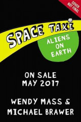 Omslag - Space Taxi: Aliens on Earth