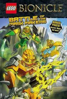 Lego Bionicle: Battle of the Mask Makers (Graphic Novel #2) av Ryder Windham (Innbundet)