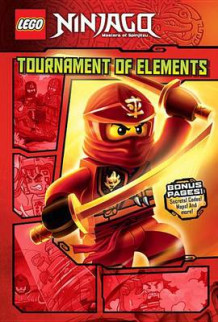 Lego Ninjago: Tournament of Elements (Graphic Novel #1) av Greg Farshtey (Innbundet)