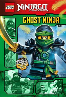 Lego Ninjago: Ghost Ninja (Graphic Novel #2) av Lego (Innbundet)